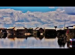 Isla de los Uros (Miros [SCL]) Tags: peru laketitikaka puno punoperu isladelosuros latinoamamerica losurosperu