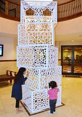 Islamic Geometric Screens (rahimakbar) Tags: geometric indian islam screen mosque arabic arab masjid islamic islamicart mughal morracan