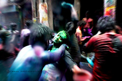 holi-2013: Rhythm of life 2.... (killchorkhan) Tags: life street old blue motion black color festival canon photography dance colorful asia noir close mask action expression candid smoke avatar religion grain streetphotography lifestyle celebration everyone dhaka moment dslr noise hindu bangladesh lightandshadow puja rhythm beautyful festivalx glittering dolx day331 lightx 600d 2013 holix bokehwednesday canon600d shakharibazar portraitx photographersx bangladeshx dhakax placex bazarx sheikhx gettyimagesbangladeshq12012 famousx demo2012 bonfire2012 killchorkhan jatrax festivex sakharix potherx shilpix mehedix bangladeshix