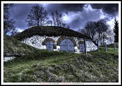 bau (Atilla-Photography) Tags: deutschland high dynamic alt bunker range bau hdr ulm