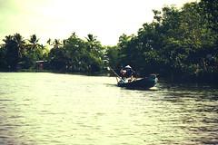 Mekong Delta (Waterjoe) Tags: water canon river boats boat vietnam mekongdelta mekong floatingmarkets eos450d