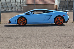 Lamborghini Gallardo LP560-4 (agup627) Tags: blue orange blu lp lamborghini mods gallardo cepheus modifications 5604 lp560 lp5604 blucepheus lariniexhaust