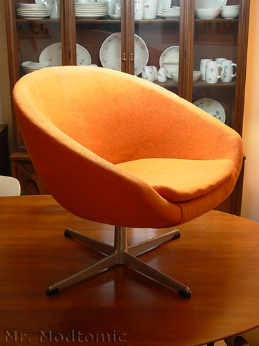 Wondrous Mr Modtomic This Overman Pod Chair Sat Forlorn And Cjindustries Chair Design For Home Cjindustriesco