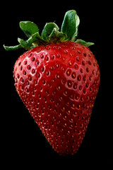 Very Berry (arbyreed) Tags: red closeup fruit strawberry berry close seeds redberry fruitandveg arbyreed