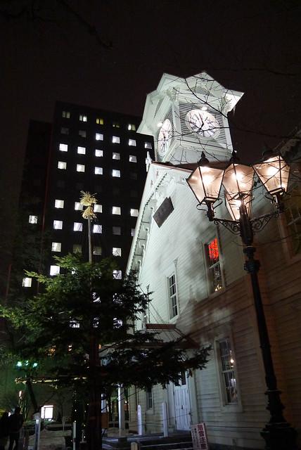 札幌時計台|