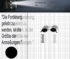 Arrogance & Propaganda = Dirty (Silandi) Tags: point blackwhite screenshot line april blindness friedrichnietzsche 2013 fortoleranceinhead
