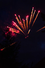 Fireworks (andersoncarlie) Tags: d5100 nikon 50mm fireworks 4th july patriot magic magical
