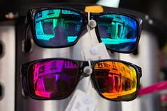 In front of colorful sunglasses (miphages) Tags: 24105mm 6d canon ef24105 ef24105mmf4lisusm eos6d espanya espaa majorca majorque mallorca mirror reflection solglasgon spain sunglasses sller blue colorful miphages illesbalears spanien es summer
