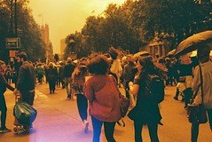 CNV00002 (lundy_connor) Tags: redscale red london 35mm filmisnotdead ishootfilm filmphotography film vintage canon a1 travel protest summer bbq lomography lomo lomographyfilm londoner 50mmlens 50mm redscalefilm londonsummer light shadow night lightandshadow couple sun city people