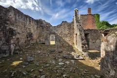 _Q8B0129.jpg (sylvain.collet) Tags: france ruines ss nazis tuerie massacre destruction horreur oradour histoire guerre barbarie