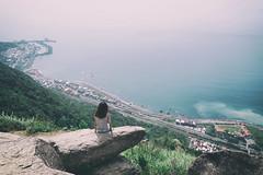 (aelx911) Tags: a7ii a7markii a7m2 sony gmaster fe2470mmf28gm sel2470gm landscape nature taiwan yilan ilan  people sky sea cliff