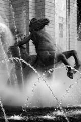 Lisboa | Lisbon | Lisbonne | Lisbona | Lissabon |  (Antnio Jos Rocha) Tags: portugal lisboa fonte luminosa fonteluminosa gua cidade capital bw mono monocromtica escultura arquitectura repuxo pretoebranco surrealista textura serenidade profundidadedecampo desfoque nvoa aoarlivre abstracto