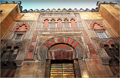 Mezquita-Catedral, Cordoba, Andalucia, Espana (claude lina) Tags: claudelina espana spain espagne andalucia andalousie city town ville architecture cordoba cordoue mezquitacatedral