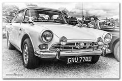 1966 Sunbeam Alpine (jdl1963) Tags: classic british cars durrington show 1966 sunbeam alpine