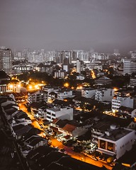 Pearl of the orient (faisalahmed95) Tags: lights landscape urban night cityscape penang