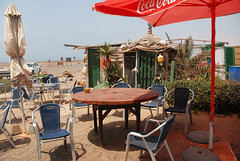 DSC_0026 (RD1630) Tags: fuerteventura summer sunny sun desert islands canary spain jandia nature maritime restaurant punta de ship boat sky landscape landschaft outside outdoor