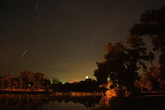 Oxbow Lake 4d (mbagwt) Tags: nightphotos stars long exposure palmettostatepark matchpointwinner mpt504