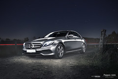 IMG_6099_2 (Peter Mosoni | Photography) Tags: mercedes mercedesbenz mbphotos mbcars mbhu cars carsofflickr lightpainting lightpainted automotive automotivephotography carphotography petermosoni e220d eklasse pappa pappasauto