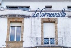 Le Port d'Audierne et Le Goyen (Trix: Pierre qui roule .......) Tags: ria capsizun bretagne bretaa 2016 fachada faade audierne france finistre francia froggycapiste