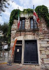 La supuesta casa de Coln (a_marga) Tags: genova genoa liguria italia italy casa cristobal colon cristoforo colombo columbus
