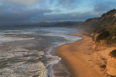 North (buffdawgus) Tags: california canon5dmarkiii canonef24105mmf4lisusm coastline landscape lightroom5 sangregorio sanmateocounty sanmateocountycoast sanmateocountycoastline seascape topazsw