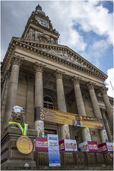 Bolton Town Hall Jason Kenny / Food Festival (Pitheadgear) Tags: bolton boltonfooddrinkfestival boltonfoodfestival lancashire uk jasonkenny olympics rio2016 olympics2016 cycling cycleracing athletes gold goldmedal medallists boltontownhall