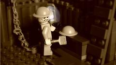 Damned boches! (wfruitman) Tags: lego custom moc ww1 britain