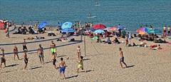 Slider Sunday (Sue90ca Glorious Autumn) Tags: canon 6d grandbend beach lake huron slidersunday