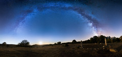 Panorámica de la Via Lactea (Alfredo.Ruiz) Tags: canon eos6d samyang 14mm skywatcher star aventurer