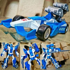 #mirage #transformers #combinerwars #autobots #hasbro #formula1 #racecar #f1 #car #blue #instatoys #actionfigure #toysrus #toystagram #toyphotography #toypic #collage #plasticcrack #toys #photo #toycollector #toycollection #geek #Samsung #galaxy #photooft (Geek75sg) Tags: instagramapp square squareformat iphoneography uploaded:by=instagram mirage transformers combinerwars autobots hasbro formula1 racecar f1 car blue