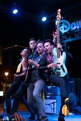 Grilled Cheese SoundWich (keenan.disphoto) Tags: disneyland downtowndisney madtparty grilledcheesesoundwich bass guitar anaheim california ashleymorgan danfranklin mikehill nathanshrake