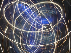 37/365 spirit writing (werewegian) Tags: blue abstract lights spin cameratoss day37 icm feb13 year13 intentionalcameramovement werewegian day37365 spiritwriting 3652013 week6theme 365the2013edition 2013q1 06feb13