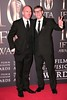 Dylan McGrath and Nick Munier atIrish Film and Television Awards 2013 at the Convention Centre Dublin