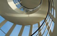 Circulation (Harry Kool) Tags: sea building monument modern canon eos zee lely circulation afsluitdijk archtectuur