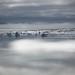 Moonlit Mist on Mono Lake