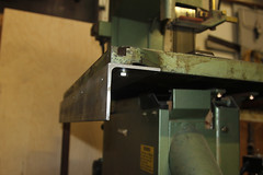 Band Saw Fence - DIY Guide Rails -15