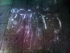 dibujo tiza (ines valor) Tags: nios infantil dibujo tiza