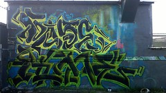 Gase klone rlk (mr tortiya) Tags: california ca art k graffiti sac crew hero styles production sacramento elk graff piece clone klone rl clon rlk klon gaser gase flickrandroidapp:filter=none