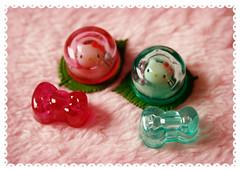 Hello Kitty Hannari - Re-ment set (Marine - La Compagnie des Radis) Tags: hello hk cute japanese miniature candy sweet kitty mini sanrio kawaii ment re rement hannari fullset