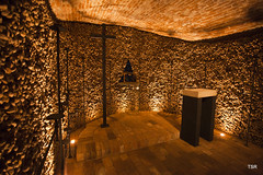 St James ossuary (doveoggi) Tags: graveyard brno bones czechrepublic crypt 9167 ossuarygraves