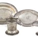 2111. Four American Sterling Silver Hollowware Items