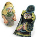 295. Two Figural Jane Peiser Pieces of Art Pottery