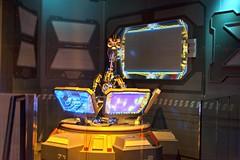 Star Tours: The Adventures Continue (Ray Horwath) Tags: robot nikon disney disneyworld nikkor wdw waltdisneyworld dhs