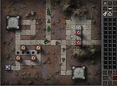 เกมส์สร้างป้อม Zombies