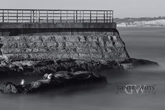 Untitled (2013-02-17 00:15:04) (Gentry Waits Photography) Tags: ocean california longexposure sea seascape art beach water landscape blackwhite sandiego tripod lajolla professional filter carbonfiber manfrotto canon70200mmf28l canonshooters bwnd 70200f28lisii canon1dx hydrostaticballhead ppamember