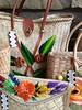 IMG_2964 (A Coat of Paint) Tags: flowers retro etsy beachbag estatesale vintageclothing vintagepurse etsyshop strawtote retropurse acoatofpaint acoatofpaintshop brickcityemporium