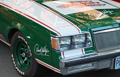 1981 Buick Regal Coupe - Darrell Waltrip Tribute Car (2 of 6) (myoldpostcards) Tags: auto cars car nose illinois buick route66 classiccar vintagecar automobile gm antiquecar il international chrome 1981 springfield tribute autos grille custom oldcar darrell coupe waltrip regal owner 2012 frontend generalmotors owners 2door motorvehicle audrain collectiblecar motherroadfestival myoldpostcards vonliski 9212312 september21232012 donaudrain jackieaudrain