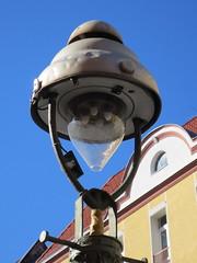 Street lamp (dotpolka) Tags: wedding berlin streetlamp laterne gaslight handblownglass gaslicht gaslaterne sprengelkiez mundgeblasenesglas
