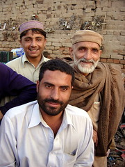 Men in Local Market, Peshawar, Pakistan (tyamashink) Tags: pakistan