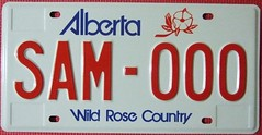 ALBERTA SAMPLE LICENSE PLATE ---SAM-000 NON-REFLECIVE (woody1778a) Tags: world auto canada cars car sign vintage edmonton photos tag woody plate tags licenseplate collection number photographs alberta license sample plates foreign numberplate licenseplates numberplates licenses cartag carplate carplates autotags cartags autotag foreigns pl8s worldplates worldplate foreignplates platetag